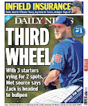 News chooses Mets