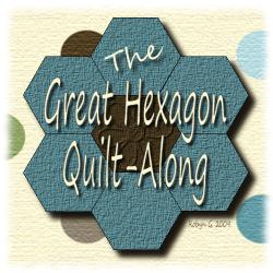 Hexagon Quilt Along