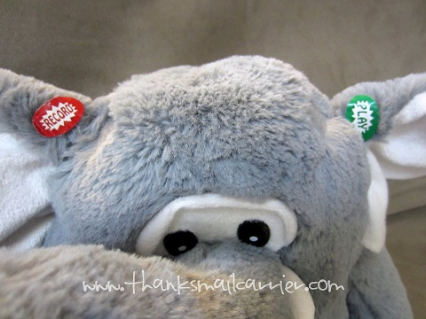 Teddy Tank voice recorder