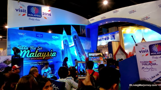 'Tara Na Sa Malaysia' Holiday Packages Brochure Launch!