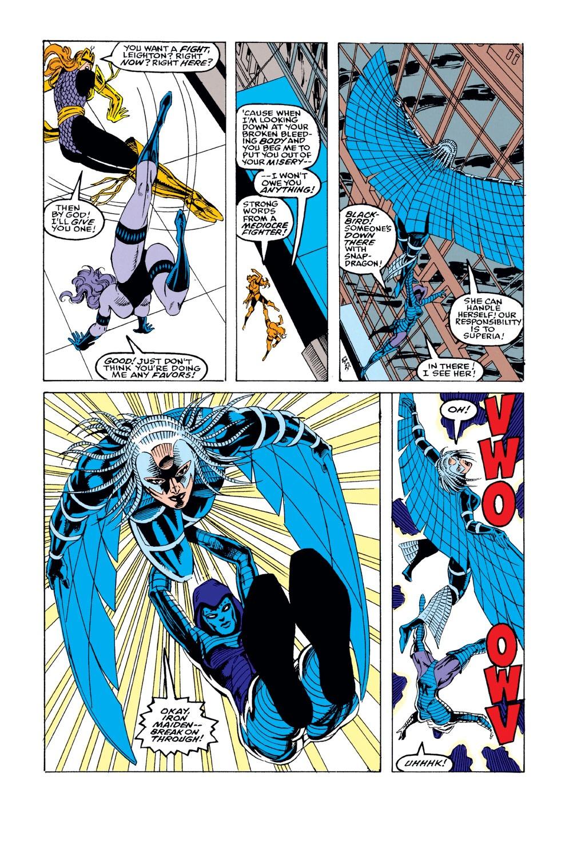 Captain America (1968) Issue #413 #362 - English 6