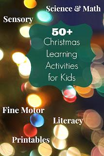 http://www.readingconfetti.com/2013/12/50-christmas-learning-activities-kids.html