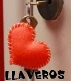 http://manualidadesconfieltros.blogspot.com.es/2014/01/llaveros-de-fieltro.html