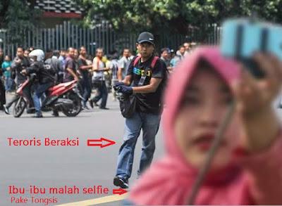 Kumpulan Meme Lucu Ledakan BOM Sarinah Jakarta
