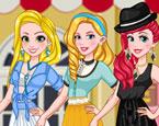 Disney Prensesleri Makyajı Yeni