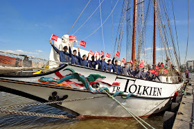 ROYAL GREENWICH TALL SHIPS REGATTA 2014 PREVIEW: