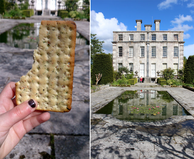 crackers-for-lunch-kingston-maurward-house-todaymyway.com