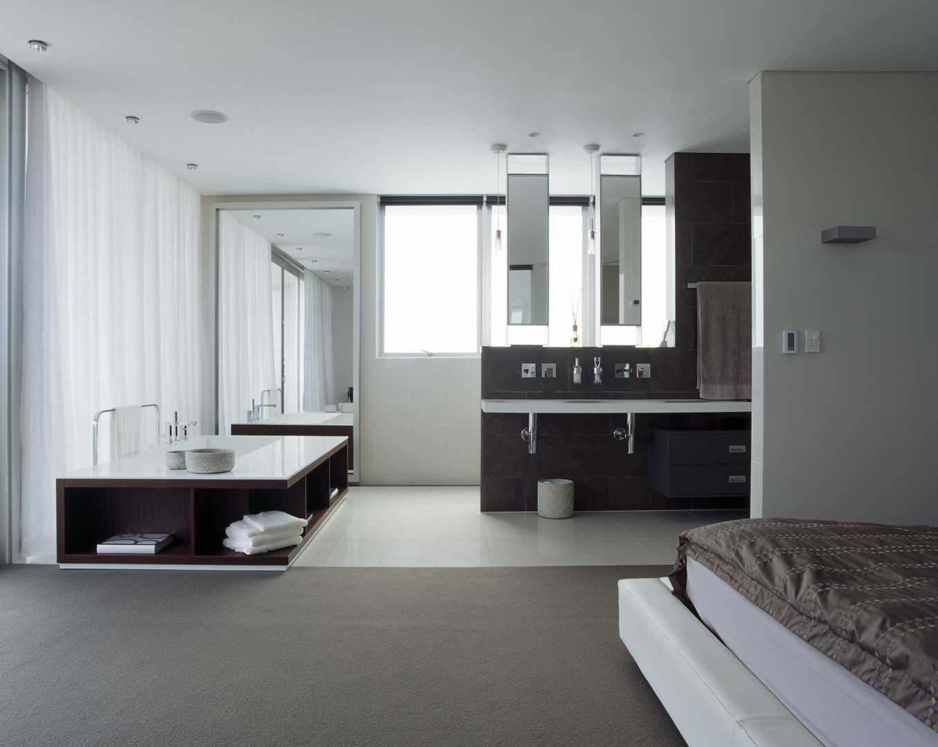 Minosa: The new Modern Design - Parents Retreat vs Ensuite; The Open ...
