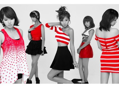 4minute Ready Go red