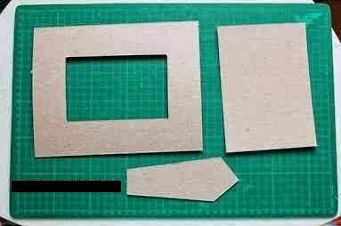 383 x 254 · 14 kB · jpeg, Siapkan bahan kardus, bentuk menjadi pola