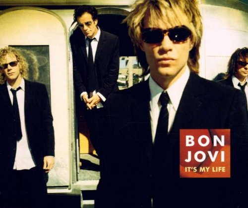 Ноты it's my life — bon jovi (бон джови).