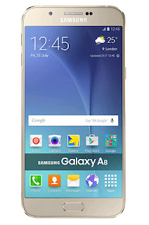 Samsung Galaxy A8 The slimmest ever  smartphone by Samsung