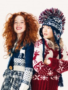 Benetton - Kampagne Herbst-Winter 2012