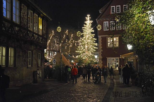 Finisches Dorf weihnachtsmarkt Hannover