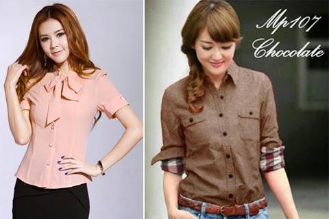 Model Baju Kemeja Terbaru 2016 Danitailor