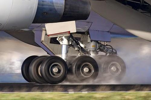 Aircraft-landing-gear