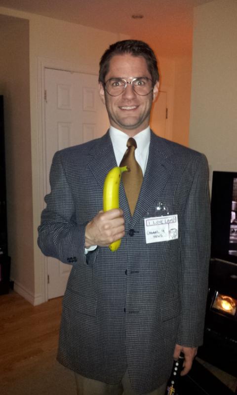 Brian Fantana Costume ...