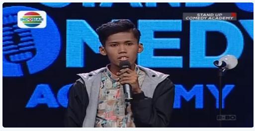 Peserta Stand Up Comedy Academy yang Gantung Mik Tgl 21 Oktober 2015 (Babak 16 Besar)