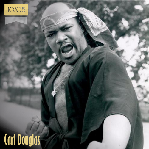 10 de mayo | Carl Douglas - @MusicaHoyTop | Info + vídeos