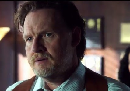 Donal Logue Harvey Bullock Gotham pilot screencaps