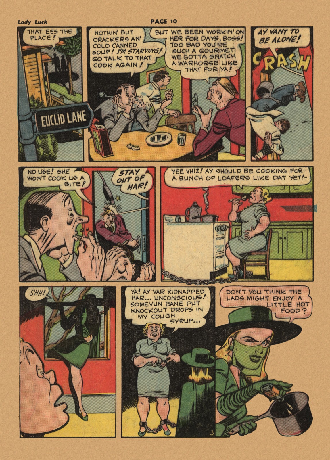 Read and download free comic online, largest website have more than 10 million image updated daily. The Fabuleous Fifties