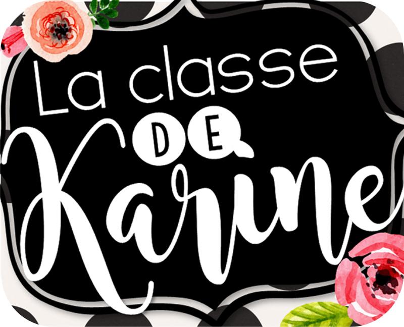 La classe de Karine