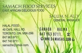 Samach Food Services