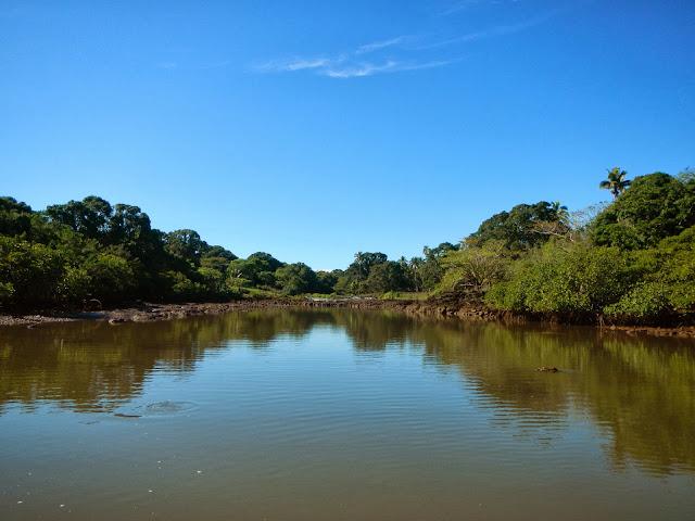 Cascade Naiselesele river