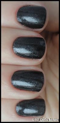 dior black sequins