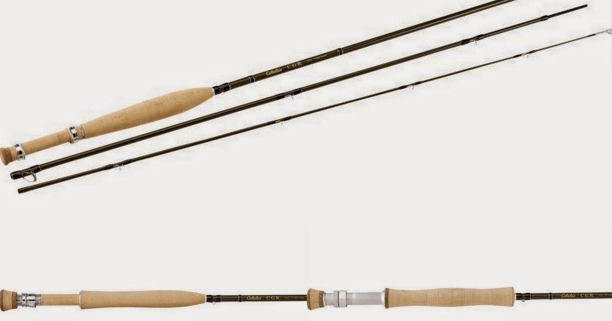 The fiberglass manifesto cabela 39 s cgr fly rods 40 off for Cabela s fishing poles