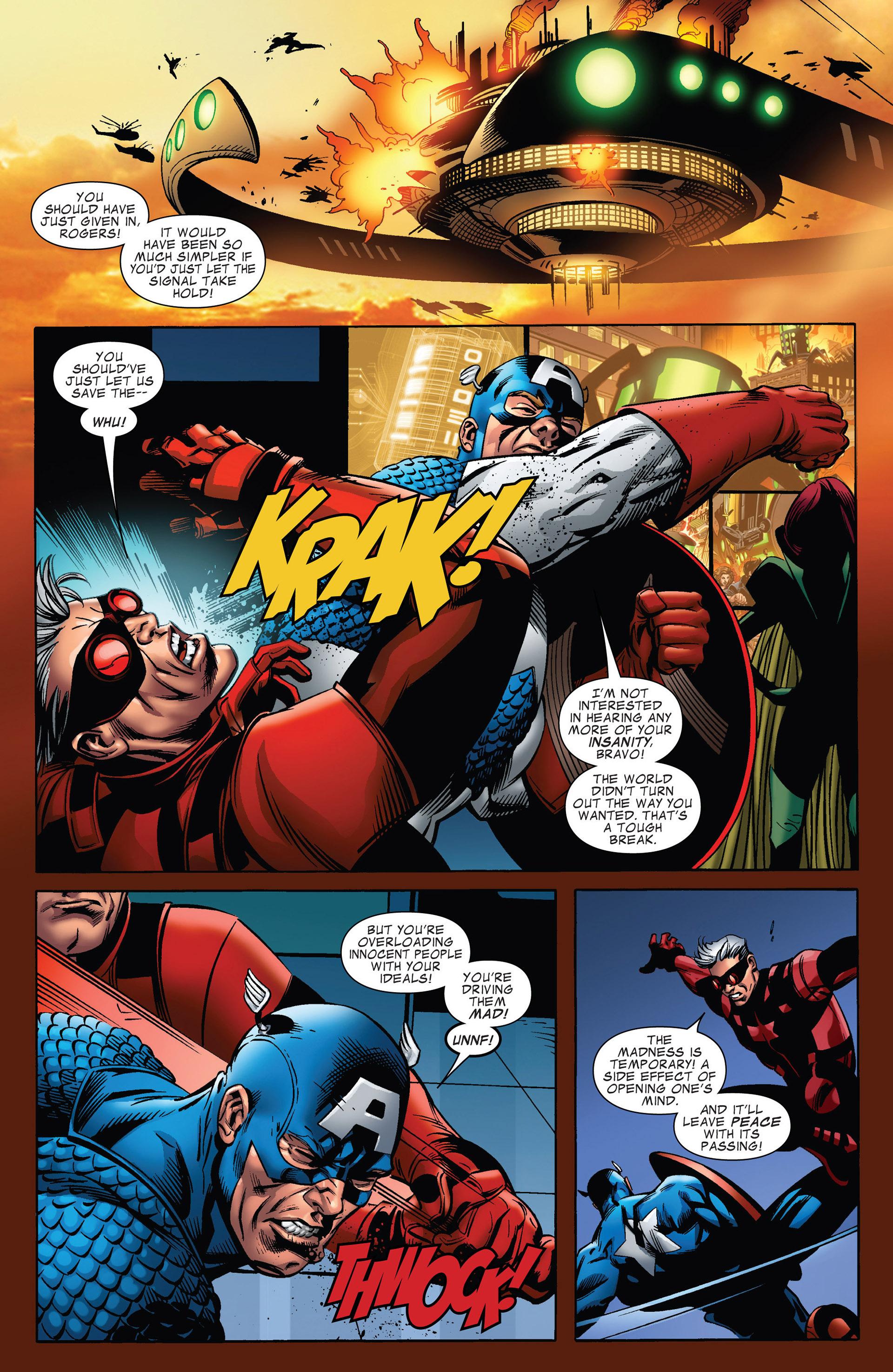 Captain America (2011) Issue #18 #18 - English 15