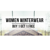 Buy 1 Get 1 Offer on Women's Winter Wear Starting at Rs.778 : BuyToEarn