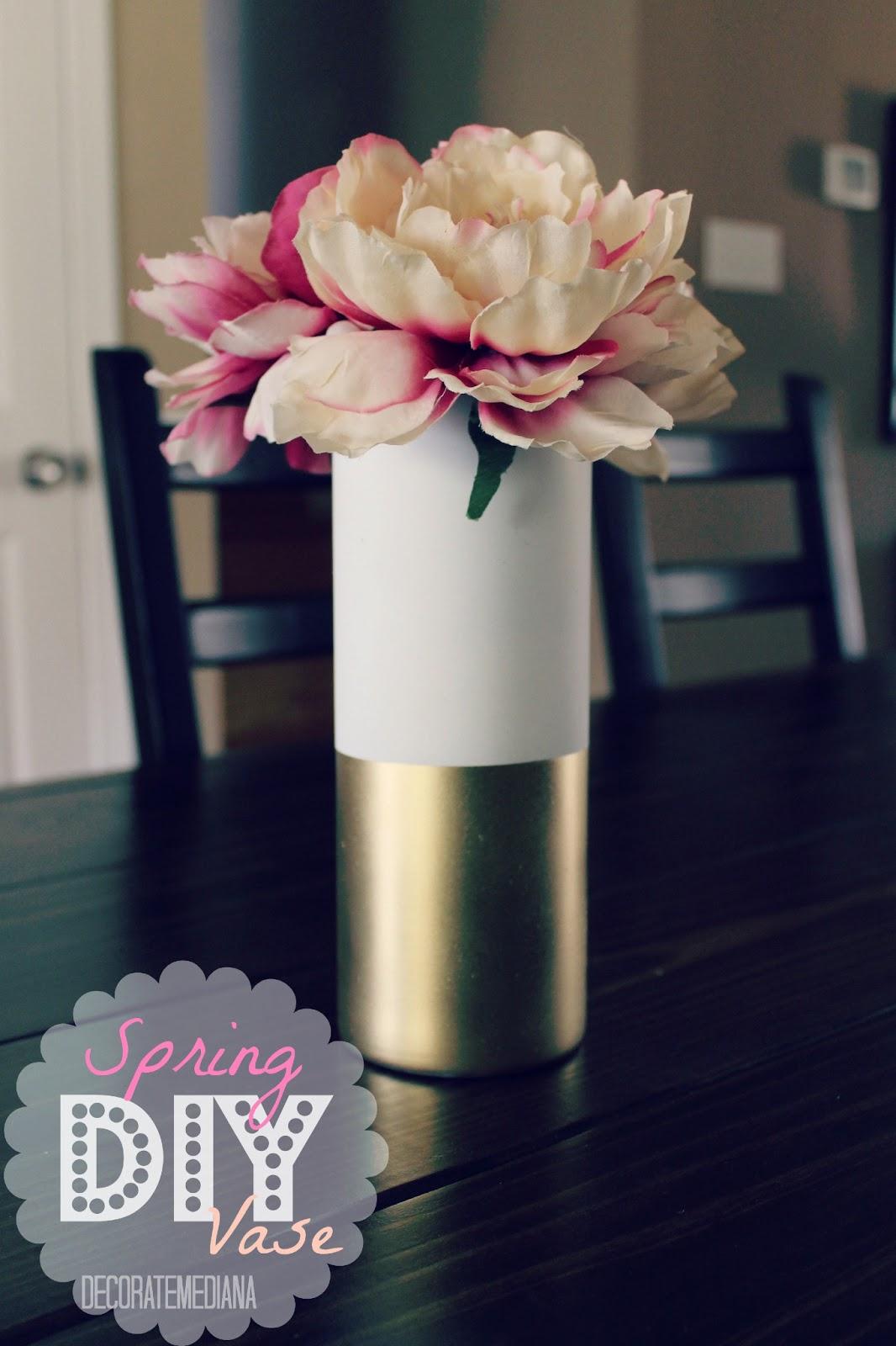 Down oxford street dollar store spring vase