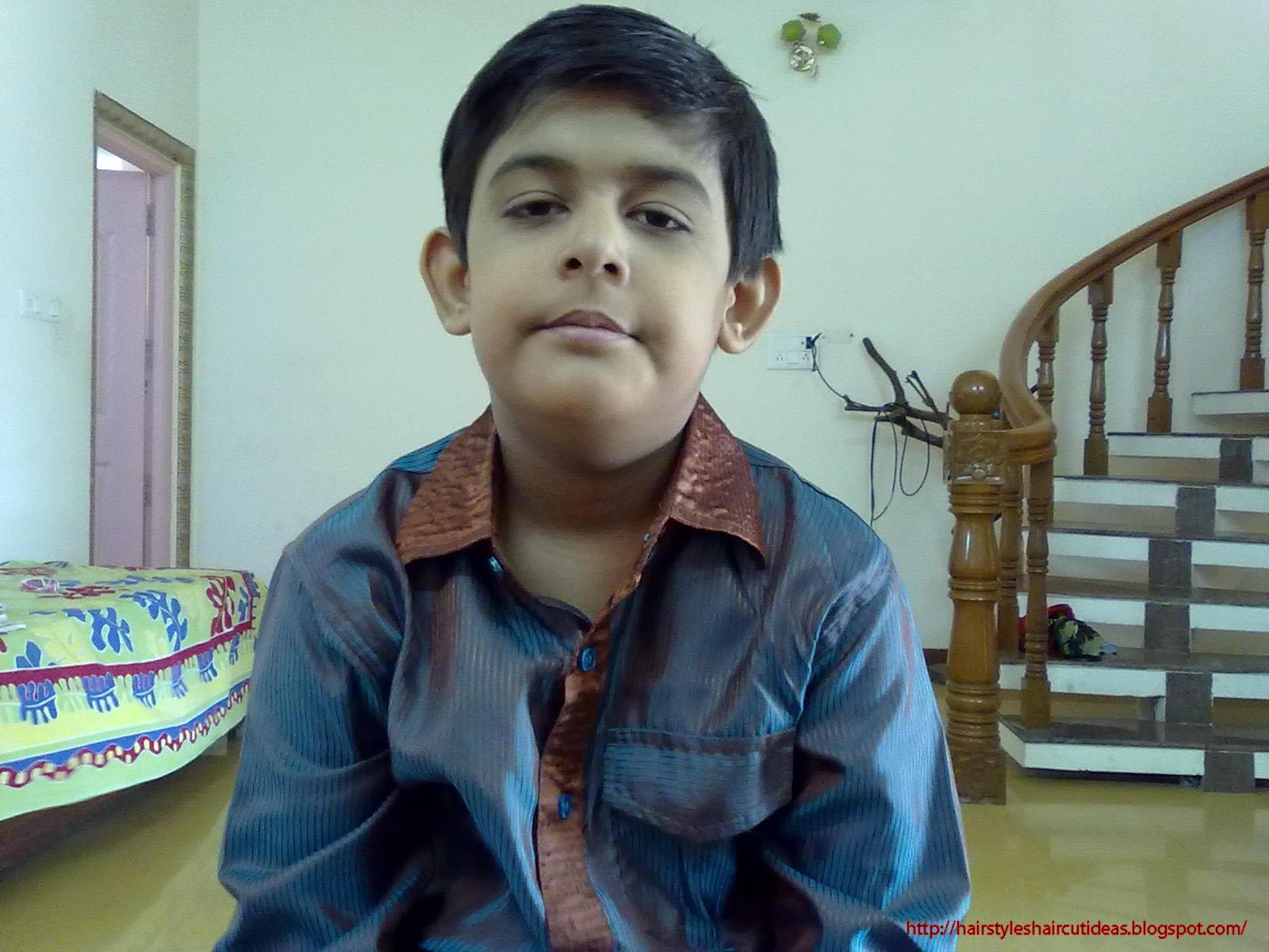 Tren Hairstyle: Teen Boy Short Hairstyle
