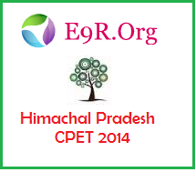 Himachal Pradesh HP CPET 2014 Online Application and Admit Card Download