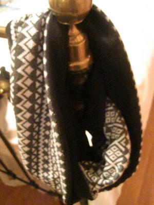 fall scarf