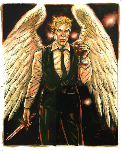 Lucifer Morningstar Is That A Stage Name: Lucifer's Invitation, A Roleplay On RPG