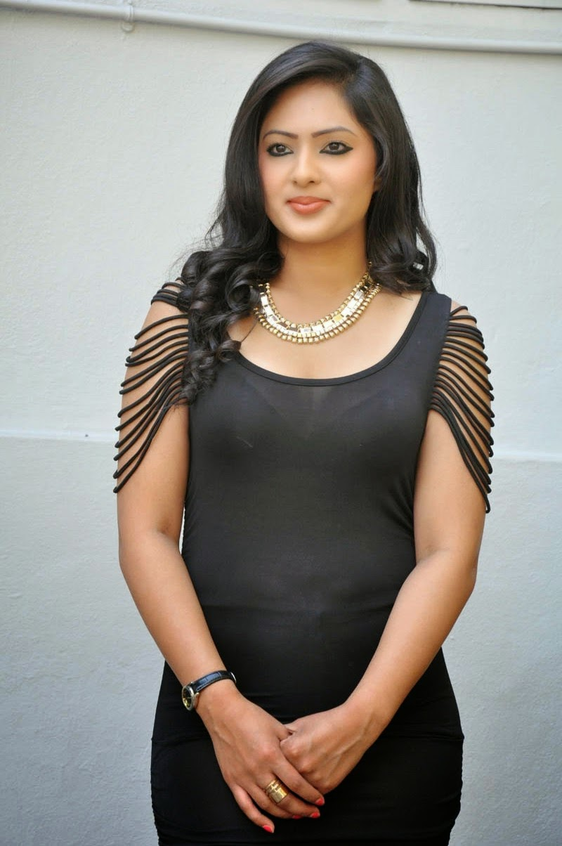 Nikesha Patel At Leela Movie Launch Latest Photos