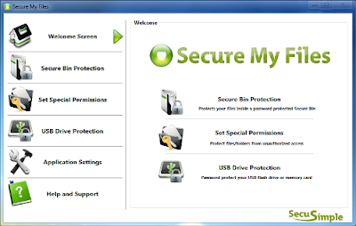 Secure My Files 2.0.2