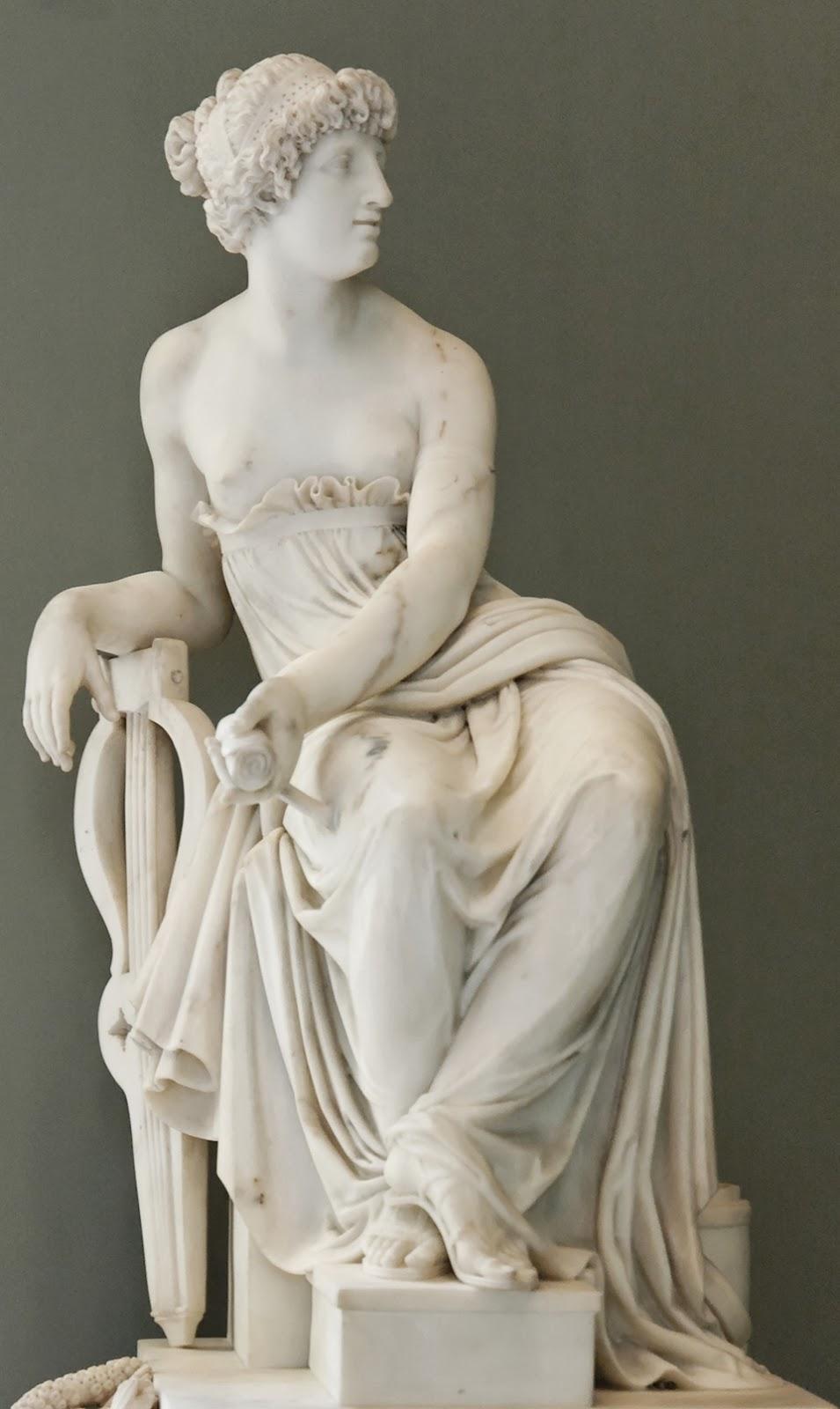 Sappho - Claude Ramey (1754–1838)