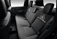 Dacia Duster Adventure (2013) Interior 2