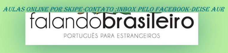 Língua Portuguesa Para Estrangeiros .