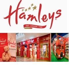 Kedai Hamleys Malaysia One Utama