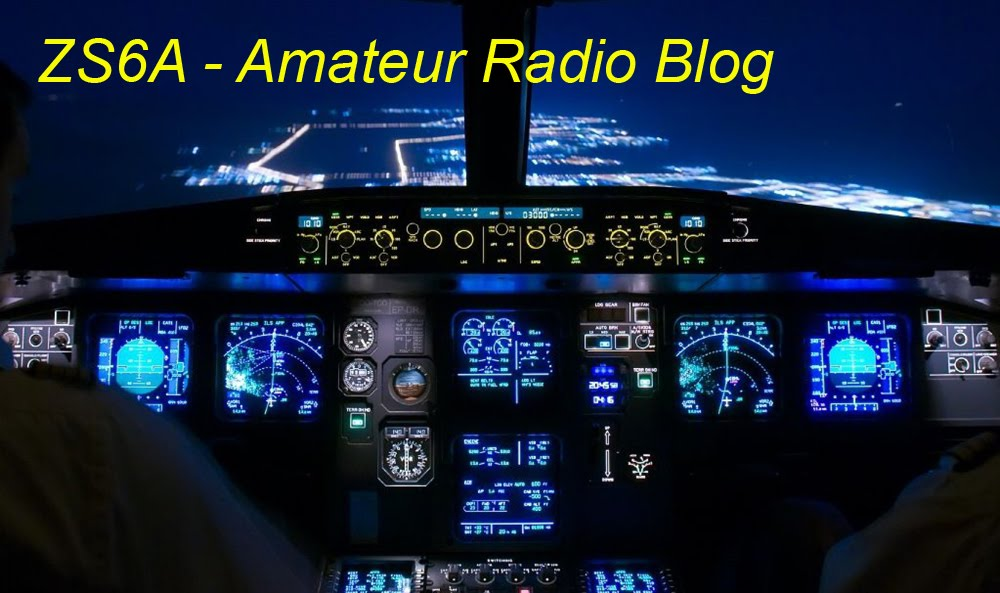 ZS6A - Amateur Radio Blog