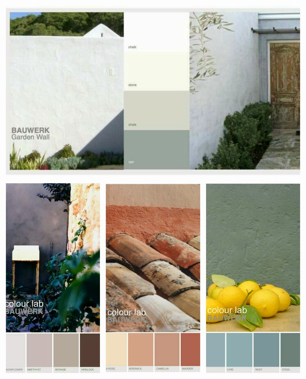 Bauwerk Colour Australia - Natural Lime Exterior and Interiors Paint