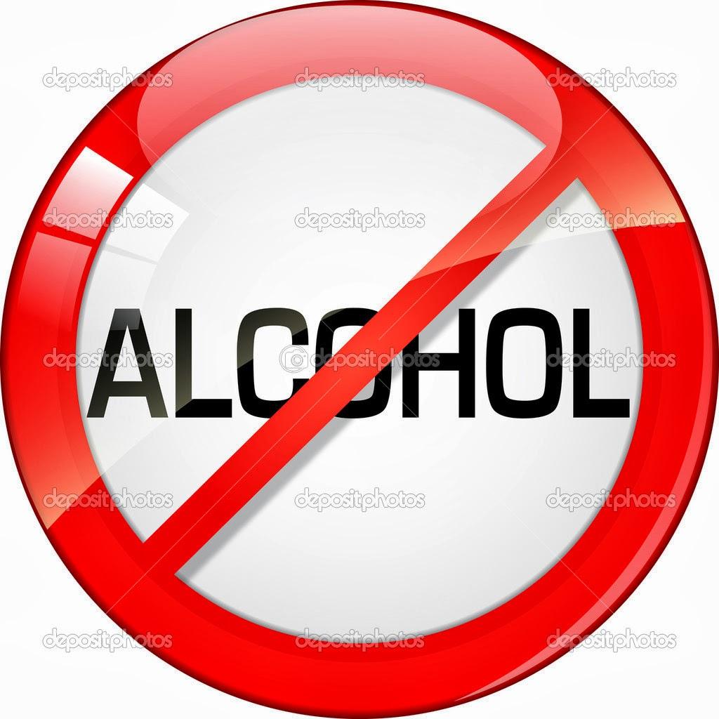 Para que el alcohol en el test