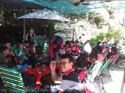 Future Club offroad tại Suối Đá - Chu Hải 1