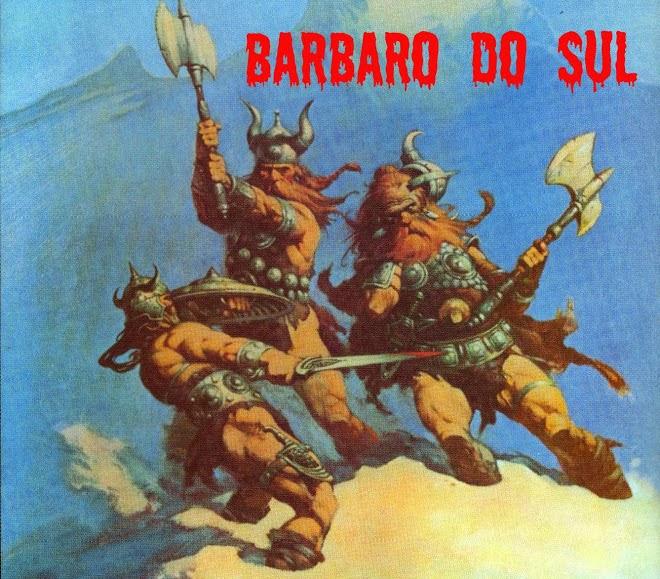 BÁRBARO DO SUL - ROCK DE TODOS OS GÊNEROS