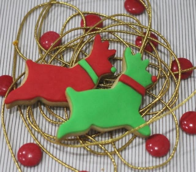Galletas de renos - El dulce mundo de Nerea