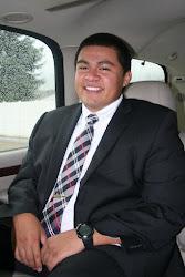 Elder Andres Ruelas